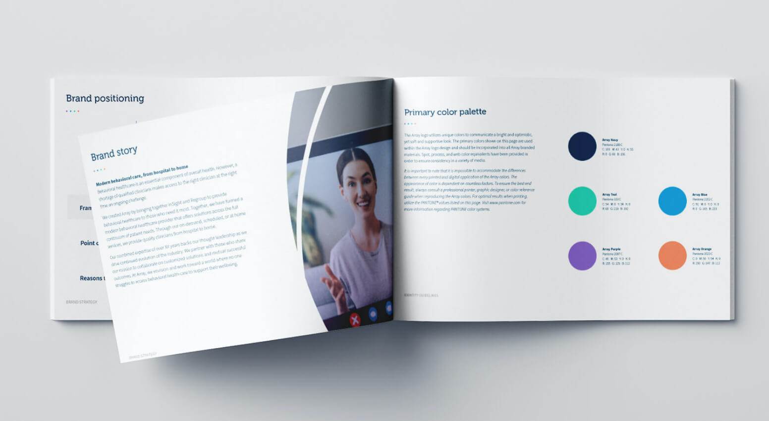 Array Brand Guidelines